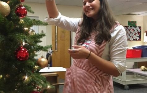 Senior Rose Guglielmo Expresses Passion of Healthcare Through Volunteer Work