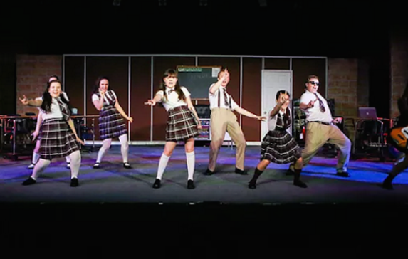 """Theatre Review: Beyond the Page's """"School of Rock"""""""