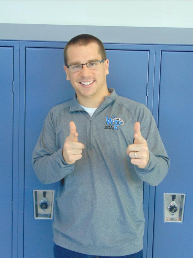 Teacher Feature: Mr. Kerr