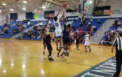 West Potomac Boys Varsity Basketball Defeats West Springfield 63-46