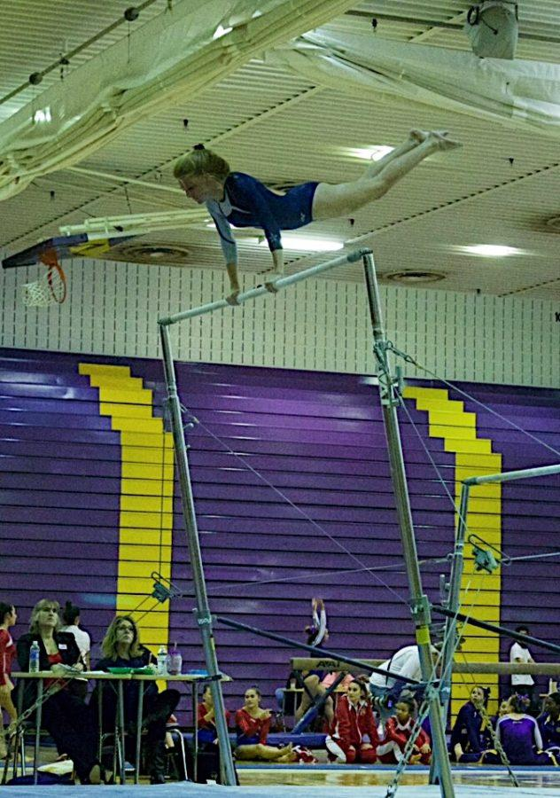 Freshmen Gymnasts Reflect on First Competitions