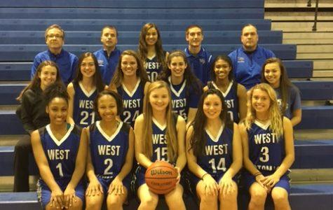 West Potomac Girls' Basketball Dominates Mount Vernon