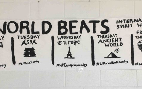 World Beats: Spirit Week 2017