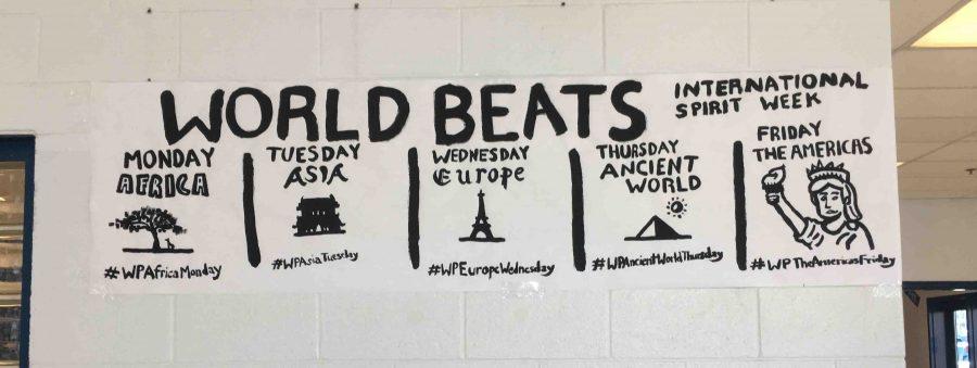 World Beats: Spirit Week 2017