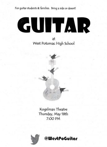 Guitar Holds End of Year Concert