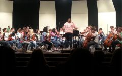 Orchestra Impresses at End of Year Concert