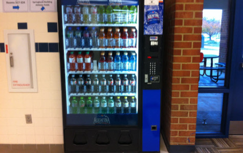 Big Change for WestPo Soda Machines