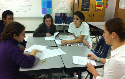 The Mock Trial Club preps for its first major competition.