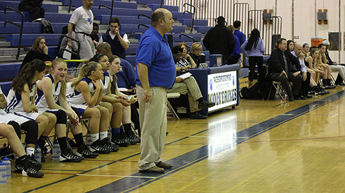 New Coach Already Seeing Success With Girls Basketball