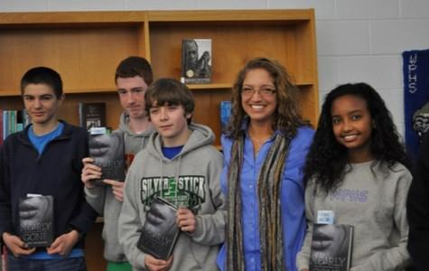 YA Author Elle Cosimano Visits WestPo, Talks About the Writing Process