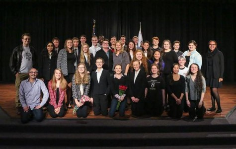 "Plaintiffs from the Proposition 8 case attend West Potomac High School's Production of ""8"""