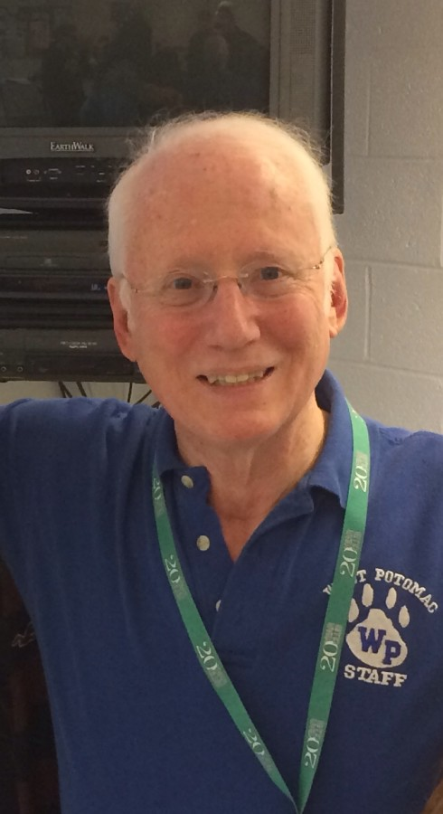 Mr. Dobson retires after 20 years of teaching.