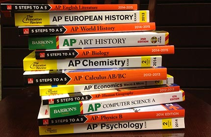 Tips for Prepping for AP Exams