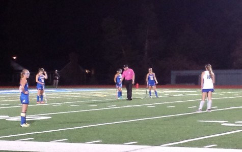 Girl's Field Hockey Trumps Lee 1-0