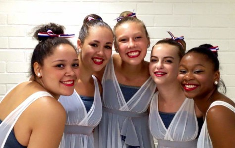Dance Team Partners with Local Non-Profit, Performs at 9/11 Hero's Run