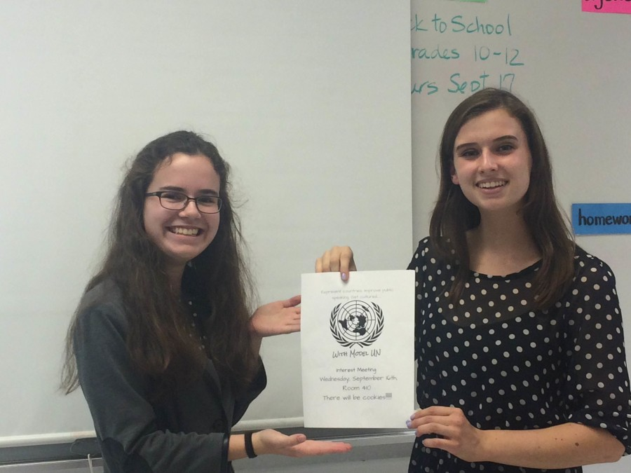 Model United Nations Preps for Another Great Year