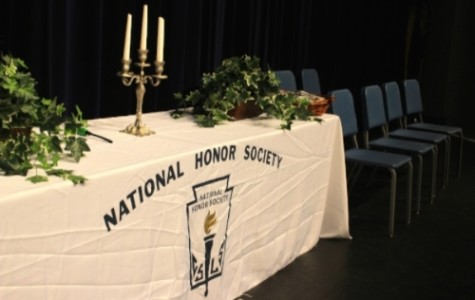 New NHS Inductees Ready for a Great Honor