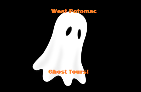 First Annual West Potomac Ghost Tours Tell Students of 'Spooky' Past