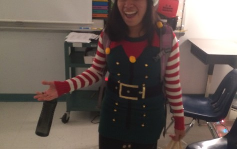 Wolverines Show Their Spirit With Holiday Outfits