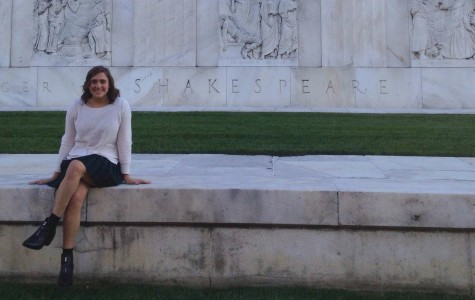 Junior Liz Brodie's Love for Shakespeare Leads to Folger Library Fellowship