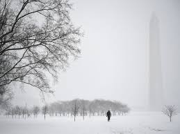 Winter Snowstorm Jonas pounded the D.C. area, cancelling more than a whole week of school.