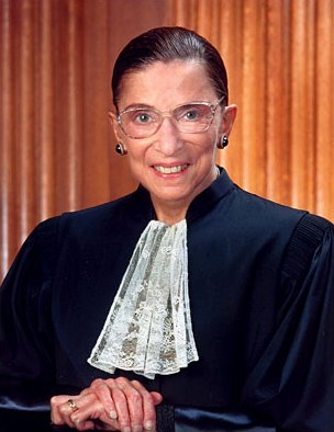 Women's History Month 2016: Ruth Bader Ginsburg