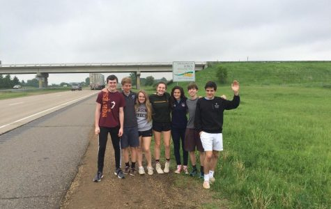 West Potomac's Odyssey of the Mind team competed in Iowa this past week.