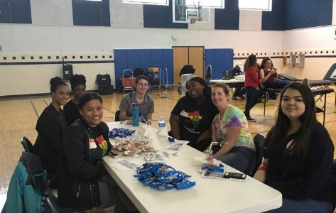 West Potomac Hosts Annual Blood Drive