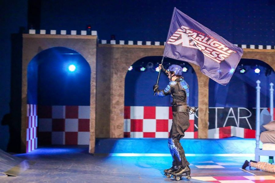 The Opening Weekend of Starlight Express Hits Off as a Success