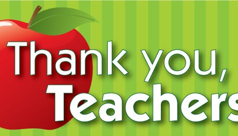SGA Celebrates Teacher Appreciation Week