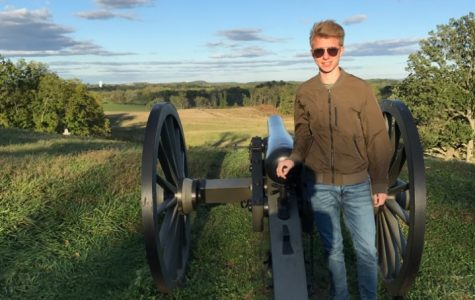 Q&A with Swiss Exchange Student Micha Streuli