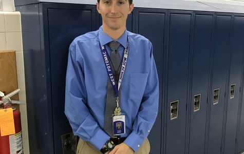 Teacher Feature: Tyler Fabian