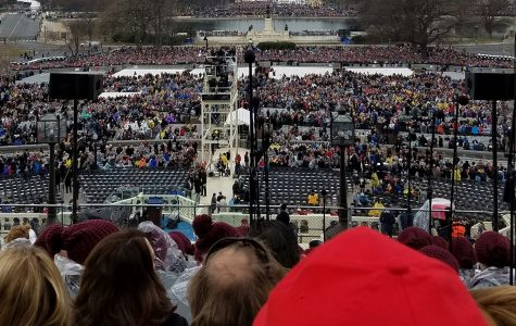 I Was There: Witnessing the 58th Presidential Inauguration