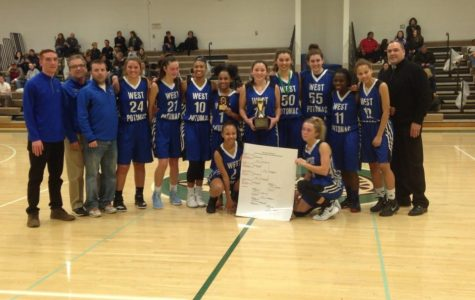 Girls Basketball Team Wins Holiday Tournament