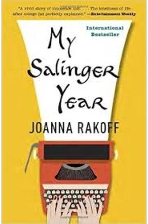 My Salinger Year by Joanna Rakoff is a refreshing, yet easy read.