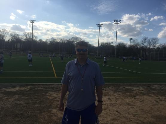 Coach Stamos