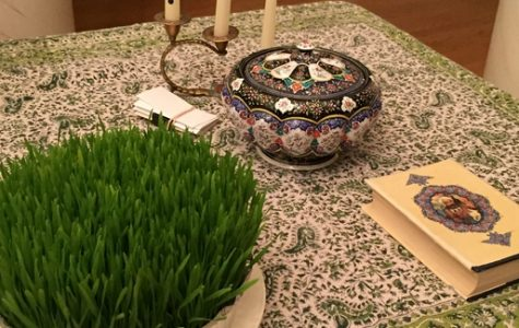 Wolverines Talk Culture: Students Celebrate Nowruz