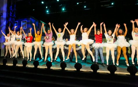 The Making of West Potomac Theater's Billy Elliot