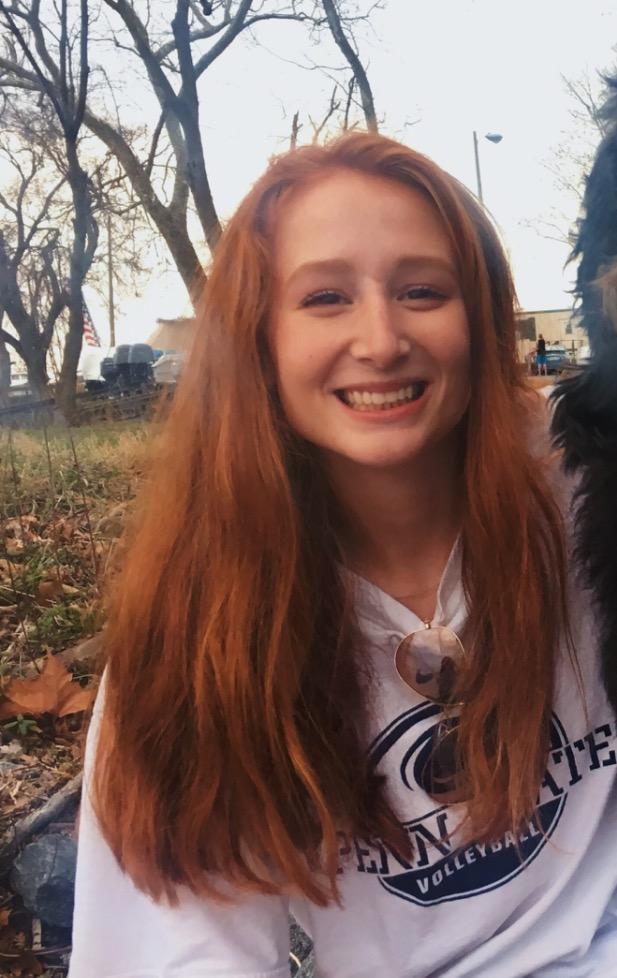 Calla Totaro's Path to Student Representation