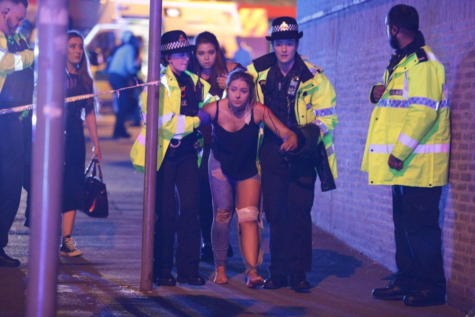 Manchester+Bombing