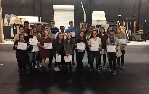 Spanish Honor Society Induction Ceremony Paves Way for a Big Year