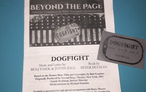 Dogfight: West Potomac's Newest Must-See Musical
