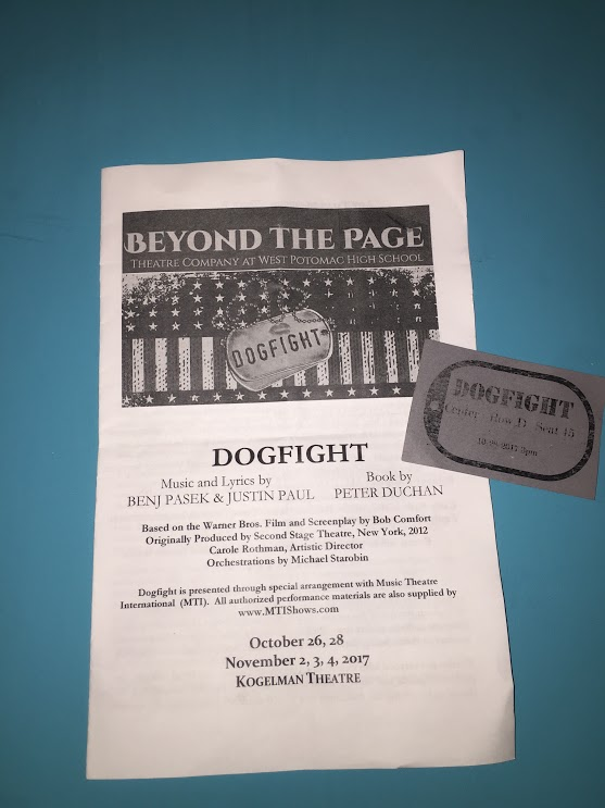 Dogfight%3A+West+Potomac%27s+Newest+Must-See+Musical