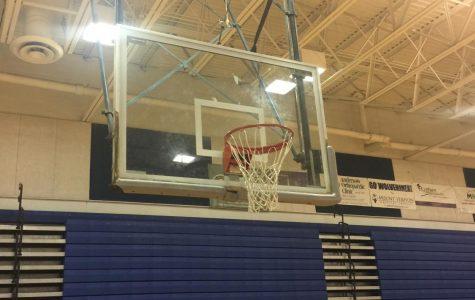 Freshmen Girls' Basketball: Getting Into the Swing