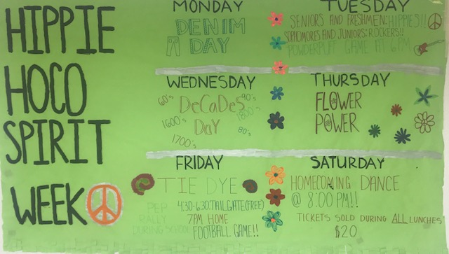 Peace, Love, and Groove: Hippie Homecoming Coming Soon