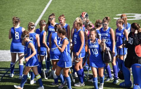 Last year's Field Hockey team, which won districts, will the girls go back to back? (Photo Credit: Annabella Mason)