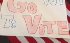Register to Vote at West Potomac Monday