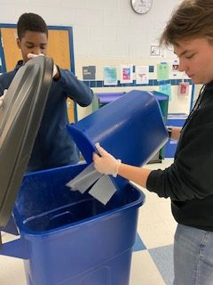 Reviving Recycling Efforts at West Po