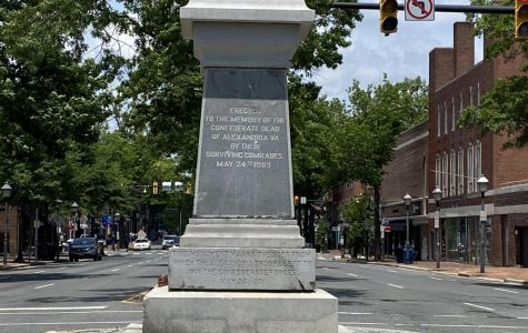 Here's a link to a story written last year, so you can see what the statue used to look like. https://thewpwire.org/5424/showcase/a-statute-of-confederacy/