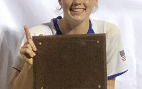 Senior Athlete Profile: Madison Kimberlin